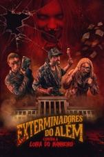 Capa do filme Exterminadores do Além contra a Loira do Banheiro