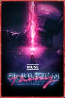 Muse - Simulation Theory (Live) artwork