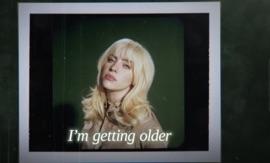 Getting Older Billie Eilish Alternative Music Video 2021 New Songs Albums Artists Singles Videos Musicians Remixes Image