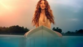 Don't Wait Up Shakira Pop Music Video 2021 New Songs Albums Artists Singles Videos Musicians Remixes Image