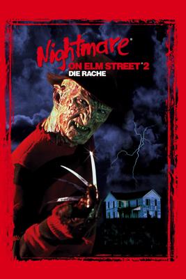 Jack Sholder - Nightmare On Elm Street 2 - Die Rache Grafik