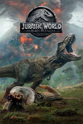 Juan Antonio Bayona - Jurassic World: Fallen Kingdom illustration