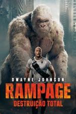 Capa do filme Rampage: Destruição Total