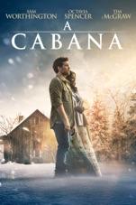 Capa do filme A Cabana (The Shack)