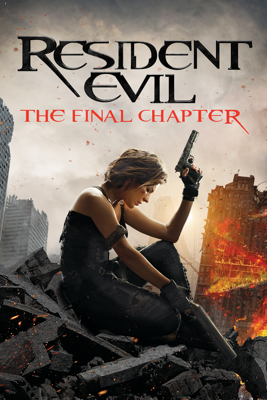 Resident Evil: The Final Chapter - Paul W.S. Anderson