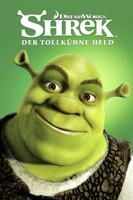Vicky Jenson & Andrew Adamson - Shrek Der Tollkühne Held artwork