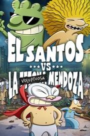El Santos Versus The Zombie Menace El Santos Vs La Tetona Mendoza Subtitled
