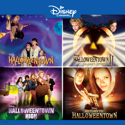 Halloweentown: 4-Movie Collection HD Download