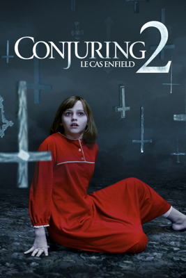 James Wan - Conjuring 2 : Le cas Enfield (The Conjuring 2) illustration