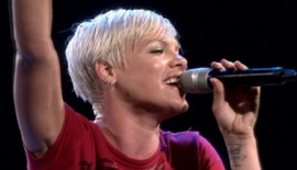 Trouble P!nk Pop Music Video 2009 New Songs Albums Artists Singles Videos Musicians Remixes Image