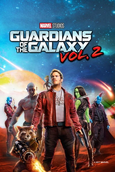 Guardians of the Galaxy Vol. 2 part of Guardians of the Galaxy and Marvel Cinematic Universe (MCU)