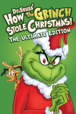 How the Grinch Stole Christmas: The Ultimate Edition - Chuck Jones