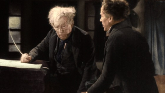 A Christmas Carol (Restored and In Color) on iTunes