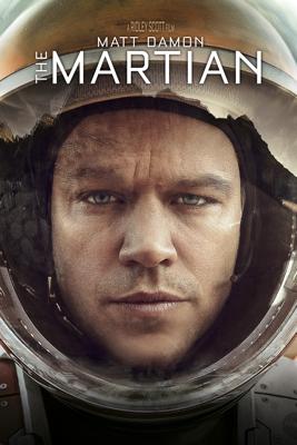 Ridley Scott - The Martian  artwork