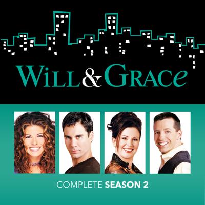 Will & Grace, Season 2 HD Download