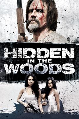 Patricio Valladares - Hidden in the Woods (2014) Grafik