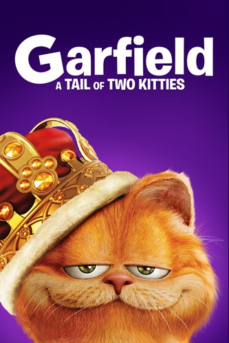 Garfield: A Tail of Two Kitties movie poster