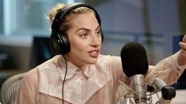 Lady Gaga Interview — Clip