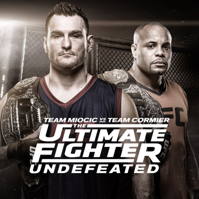 The Ultimate Fighter 27: Team Miocic vs Team Cormier - Undefeated HD Download