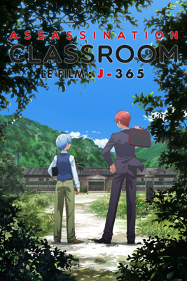 Seiji Kishi - Assassination Classroom le film : J-365 illustration