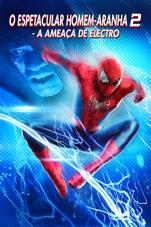 Capa do filme O Espetacular Homem-Aranha 2: A Ameaça de Electro