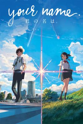 Your Name. (Dubbed) - Makoto Shinkai