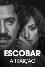 Capa do filme Escobar: A Traição
