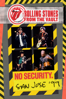The Rolling Stones - The Rolling Stones From The Vault: No Security - San Jose 1999  artwork