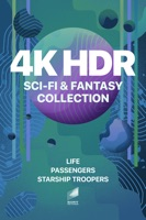 Sony Pictures 4K HDR Sci-Fi Collection (iTunes)