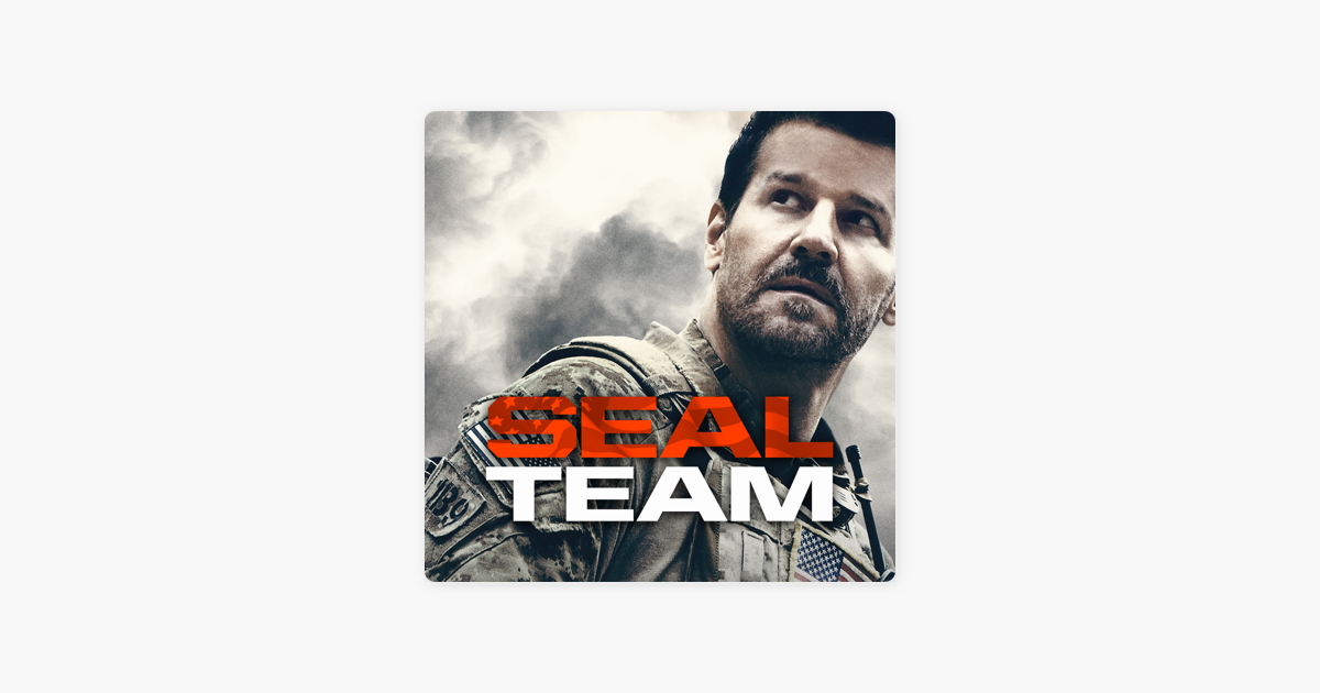 Seal Team dvd Season 3