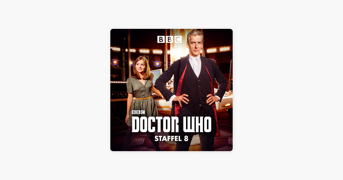 Doctor Who Staffel 8 Inkl Special