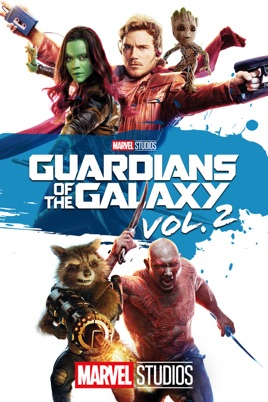 Guardians of the Galaxy Vol. 2...