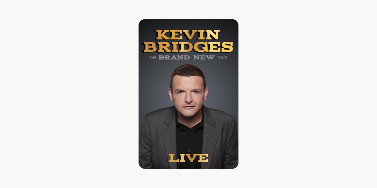 Book kevin bridges