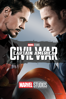 Anthony Russo & Joe Russo - Captain America: Civil War  artwork