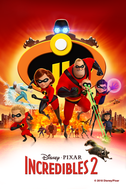 Incredibles 2 On ITunes