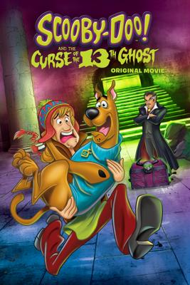 Cecilia Aranovich - Scooby-Doo! and the Curse of the 13th Ghost  artwork