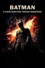 Capa do filme Batman: O Cavaleiro das Trevas Ressurge