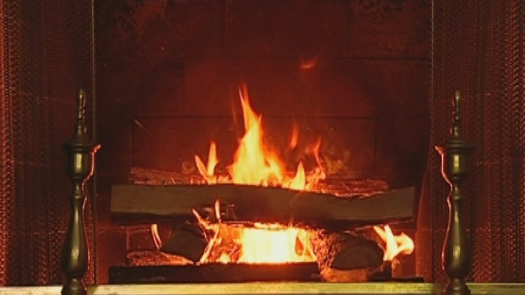 have yourself a merry little christmas christmas classics the yule log edition whitney houston - Whitney Houston Have Yourself A Merry Little Christmas
