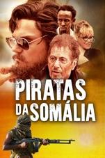 Capa do filme Piratas da Somália
