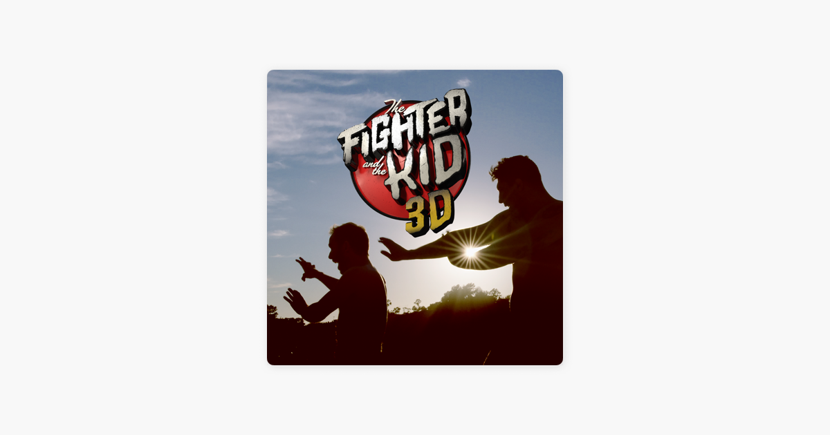 fighter and the kid 3d sitcom