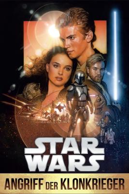 George Lucas - Star Wars: Angriff der Klonkrieger Grafik