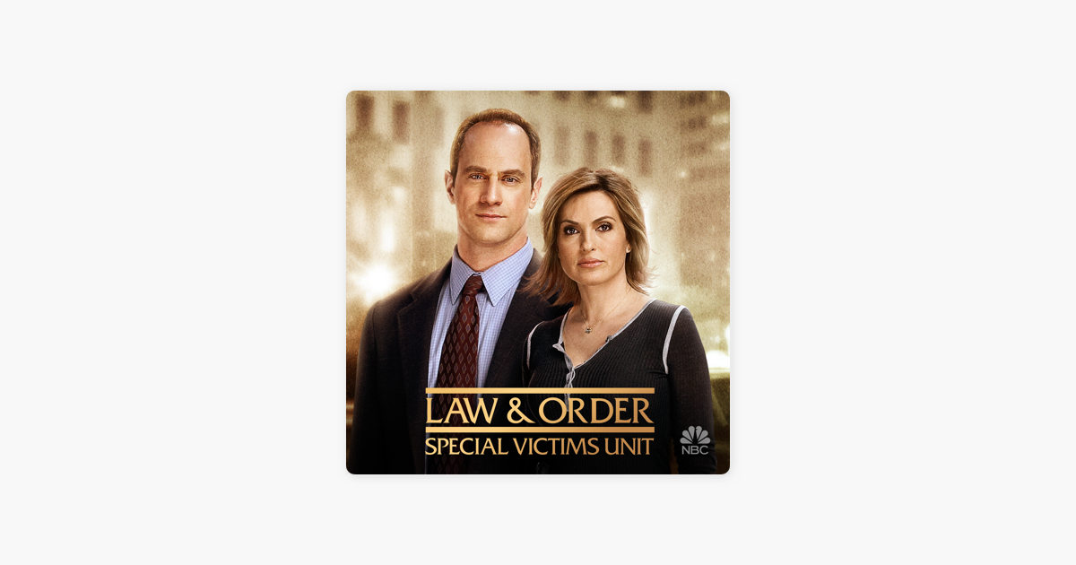 Law Order Svu Special Victims Unit Season 8