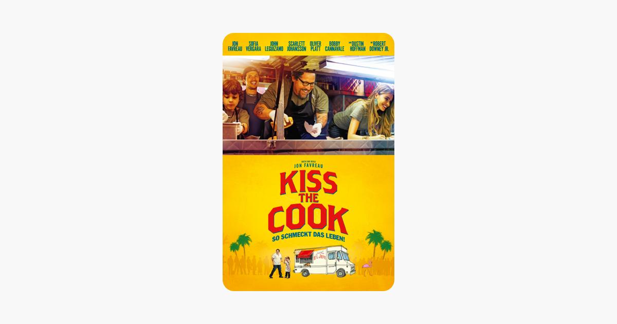 """Kiss the Cook So schmeckt das Leben"""" in iTunes"""