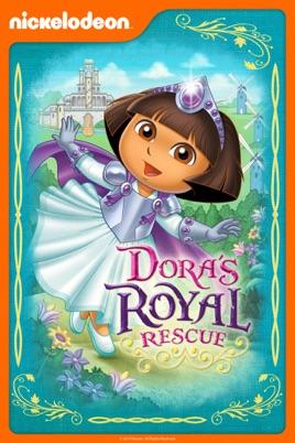 Dora the Explorer: Dora's Royal Rescue on iTunes