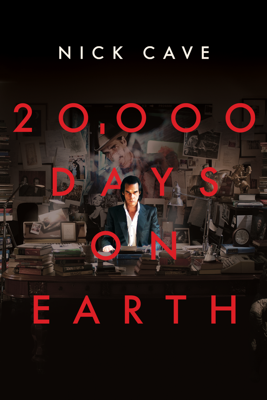 Iain Forsyth & Jane Pollard - 20,000 Days On Earth  artwork