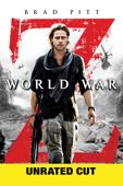 World War Z (Unrated Cut) cover