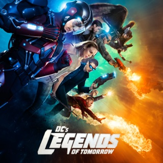 Dcs Legends Of Tomorrow Season 3 Subtitled Bei Itunes