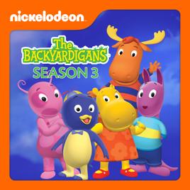 The Backyardigans Season 3 On Itunes