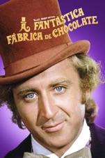 Capa do filme A Fantástica Fábrica de Chocolate (1971)