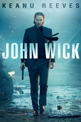 Chad Stahelski - John Wick  artwork